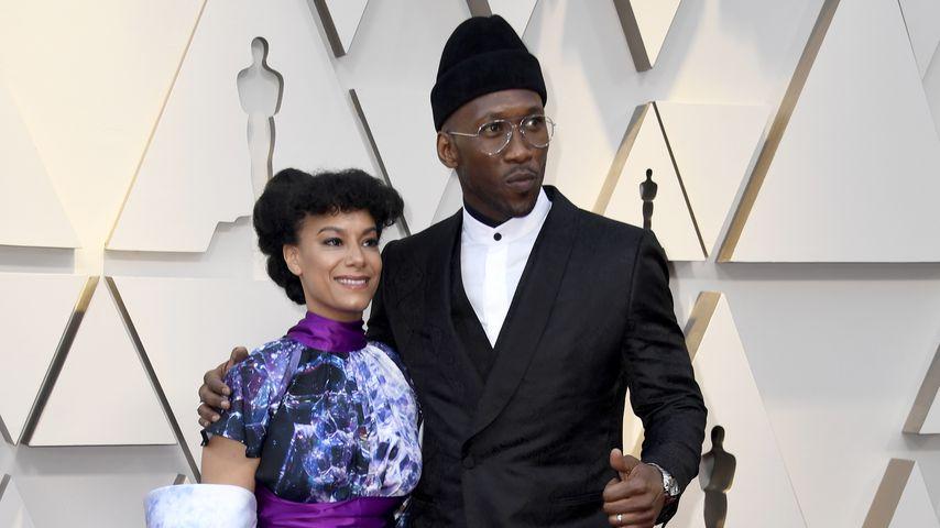 Amatus Sami-Karim und Mahershala Ali bei den Oscars 2019