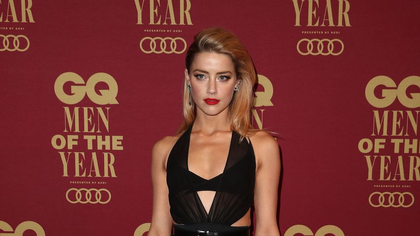 Amber Heard bei den GQ Men Of The Year Awards 2017