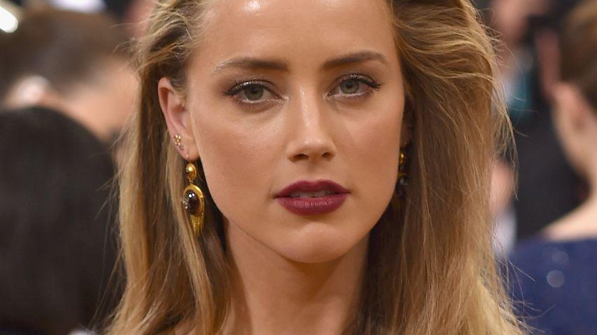 Amber Heard auf dem roten Teppich