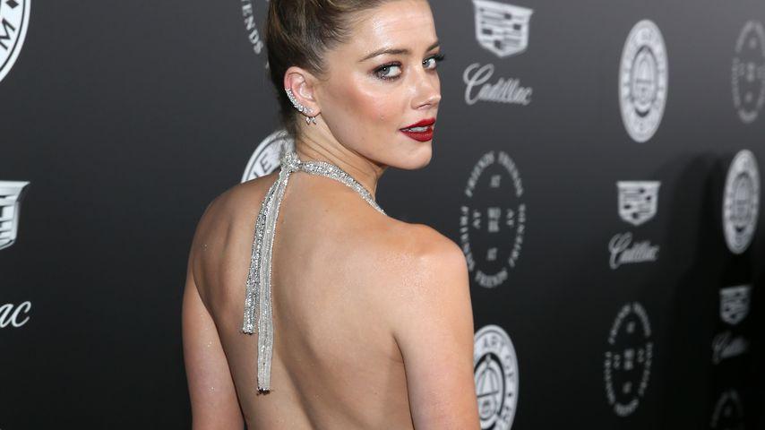 Amber Heard bei der 11th Annual HEAVEN Gala