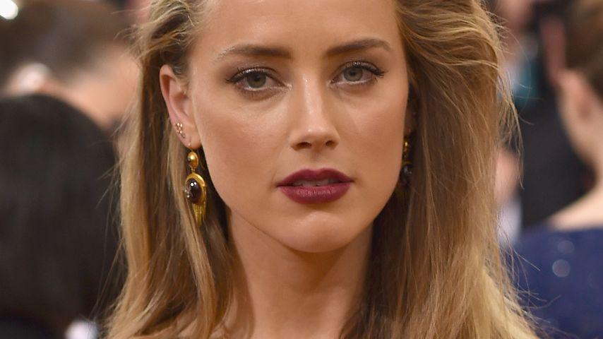 Amber Heard bei der MET-Gala in New York