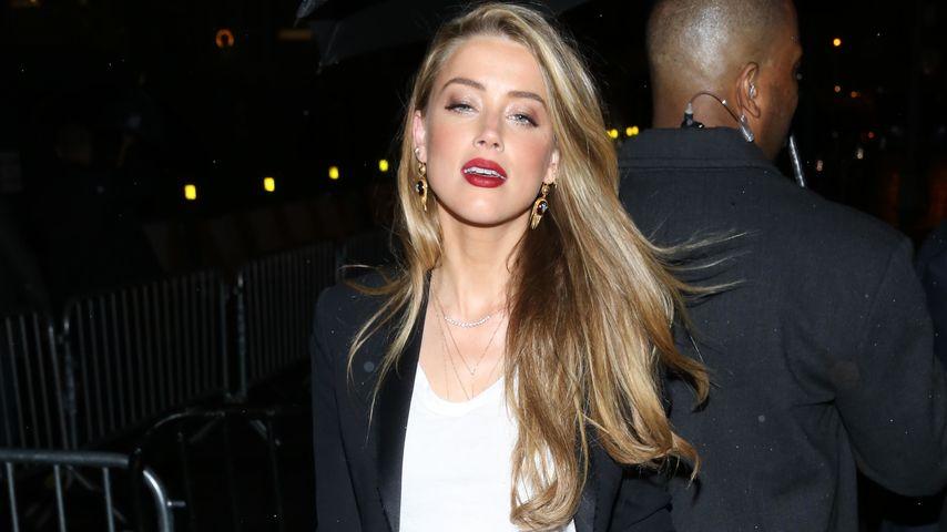 Amber Heard: Darum hilft Prügelvorwurf ihr bei der Scheidung