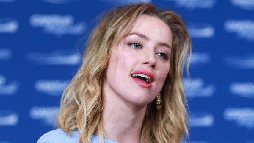 Amber Heard im September 2018