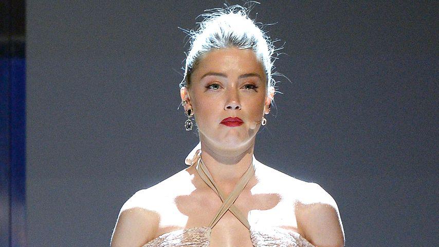 Amber Heard: Emotionale Worte gegen Gewalt an Frauen