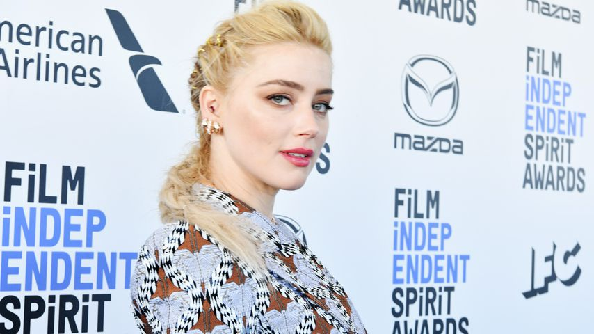 Amber Heard bei den Independent Spirit Awards in Santa Monica im Februar 2020