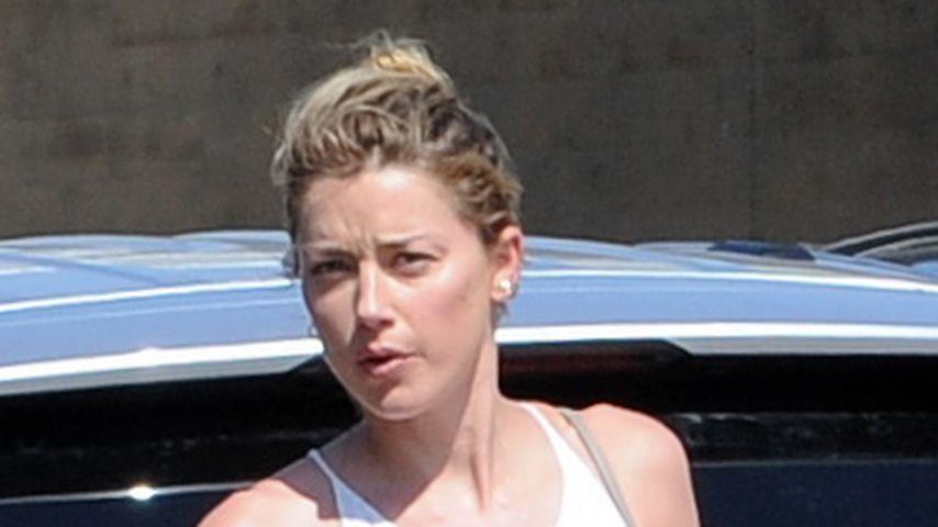 Was ist mit Vito? Amber Heard mit Mystery-Man gesichtet