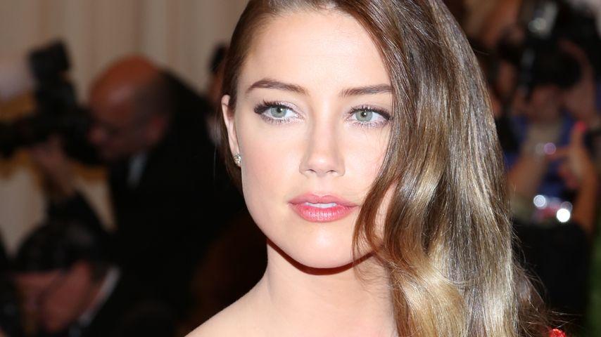 Keine späte Anzeige: Amber Heard liebt Johnny immer noch!