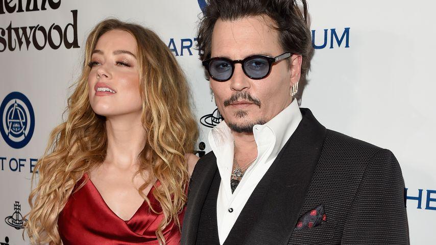 Amber Heard gibt zu: Sexy Rollen sind total frustrierend!