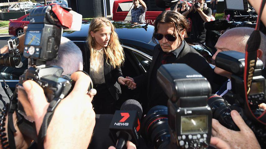 Karriere-Booster Johnny Depp? Das sagt Amber Heard