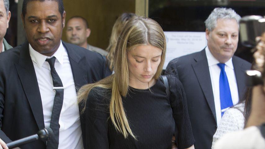Polizei: Keine Beweise für Gewalt-Attacke auf Amber Heard
