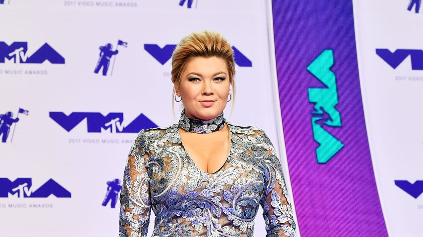 Amber Portwood bei den MTV Video Music Awards