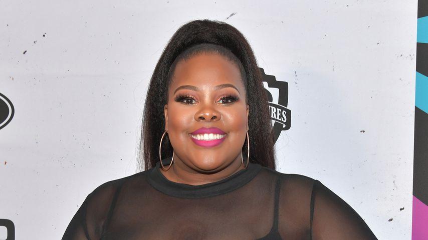 Amber Riley im Februar 2019