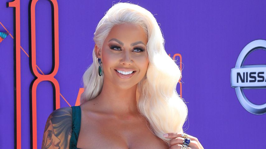 Amber Rose bei den BET Awards 2018