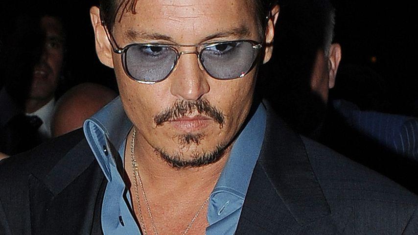 Pärchen-Foto: Johnny Depp zeigt sich mit Amber