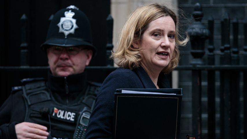 Amber Rudd, Innenministerin von Großbritannien