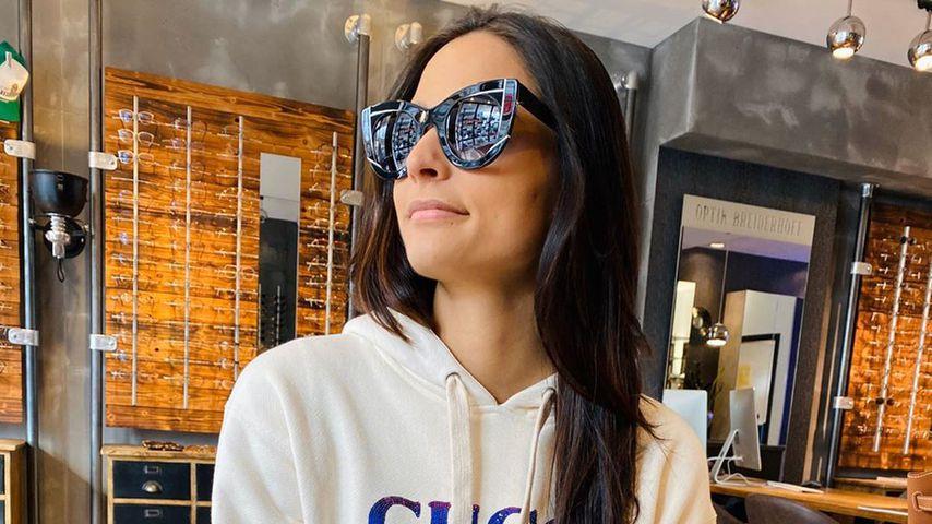 Amira Pocher, Model