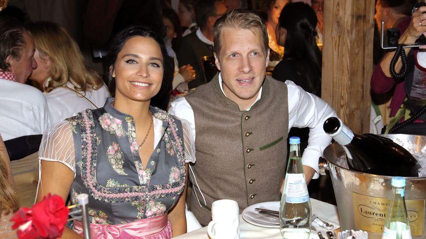 Amira und Oliver Pocher im September 2019 in München