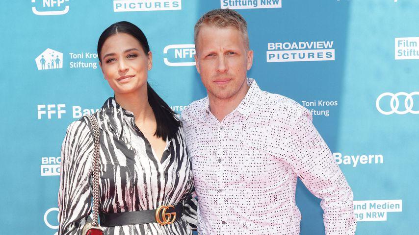 Amira und Oliver Pocher, 2019