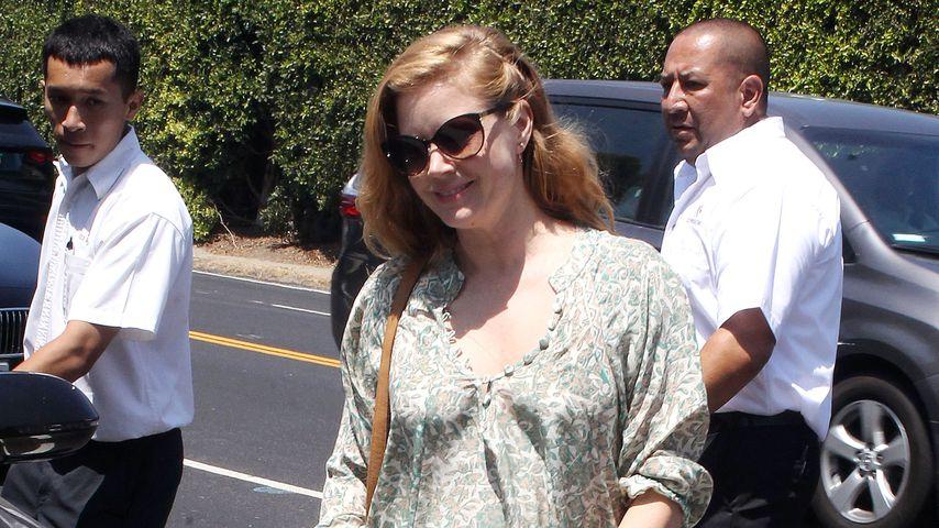 Amy Adams mit vermeintlichem Baby-Bauch
