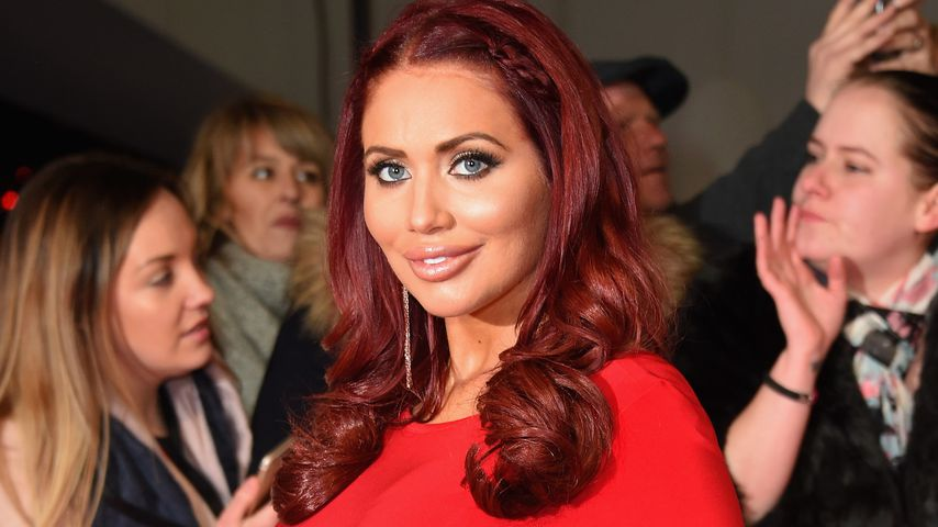 Amy Childs bei den National Television Awards