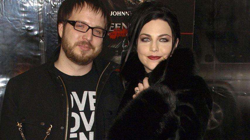 Es ist ein Sohn! Evanescence-Amy Lee überglücklich