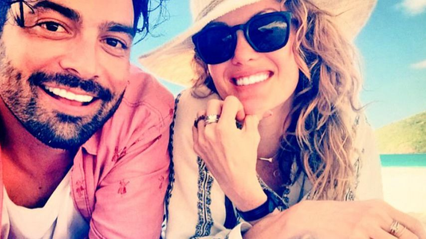 Am Strand: DWTS-Star Amy Purdy hat sich verlobt!