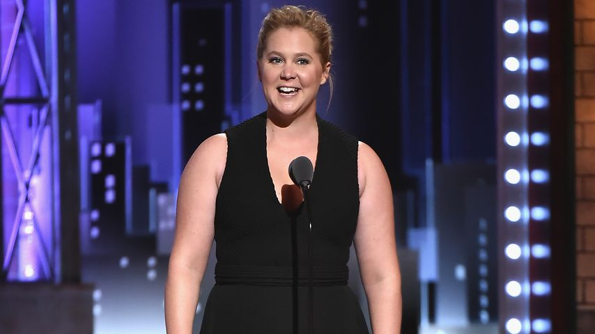 Amy Schumer in New York