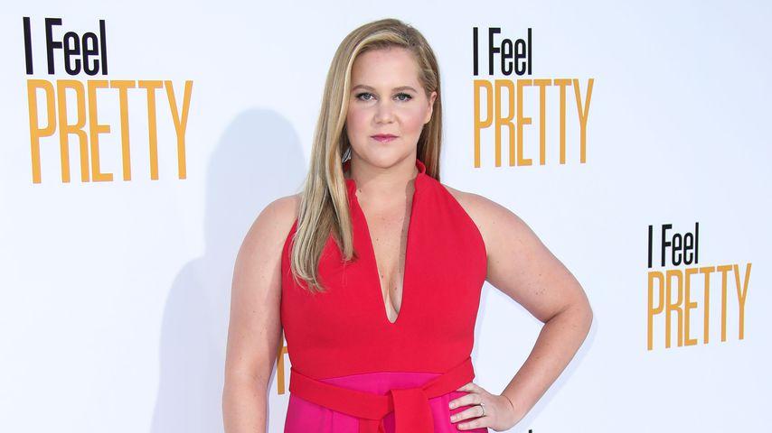 """Amy Schumer bei der Premiere zu """"I feel pretty"""""""