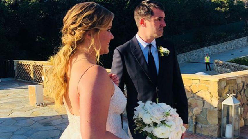 Ehepaar Amy Schumer und Chris Fischer