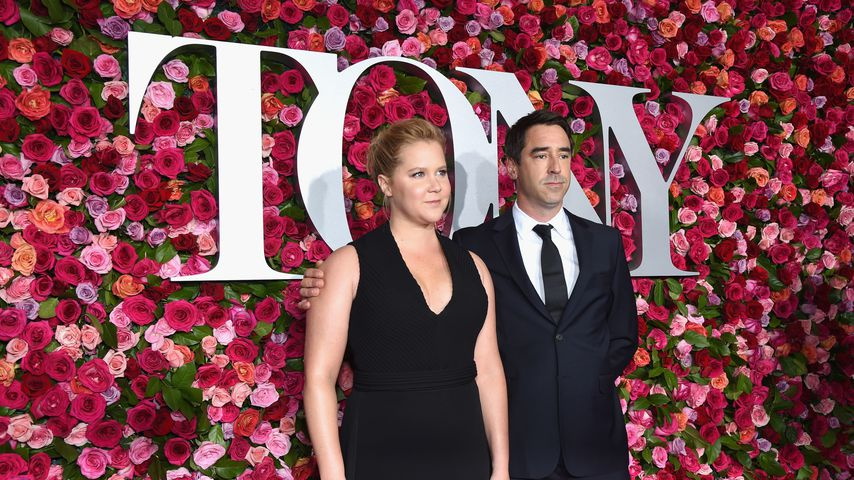 Amy Schumer und Chris Fischer im Juni 2018 in New York