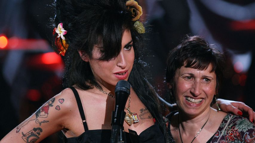 Amy Winehouse und Janis Winehouse