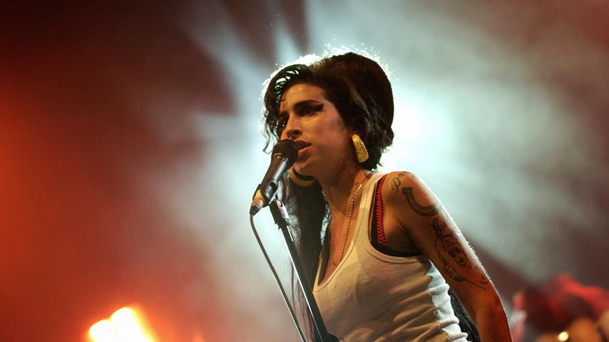 Amy Winehouse, britische Sängerin