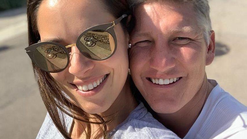 Ana Ivanovic und Bastian Schweinsteiger im Mai 2020