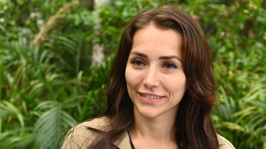 Anastasiya Avilova an Tag 5 im Dschungelcamp, 2020