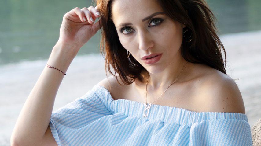 """Anastasiya Avilova bei """"Temptation Island"""""""