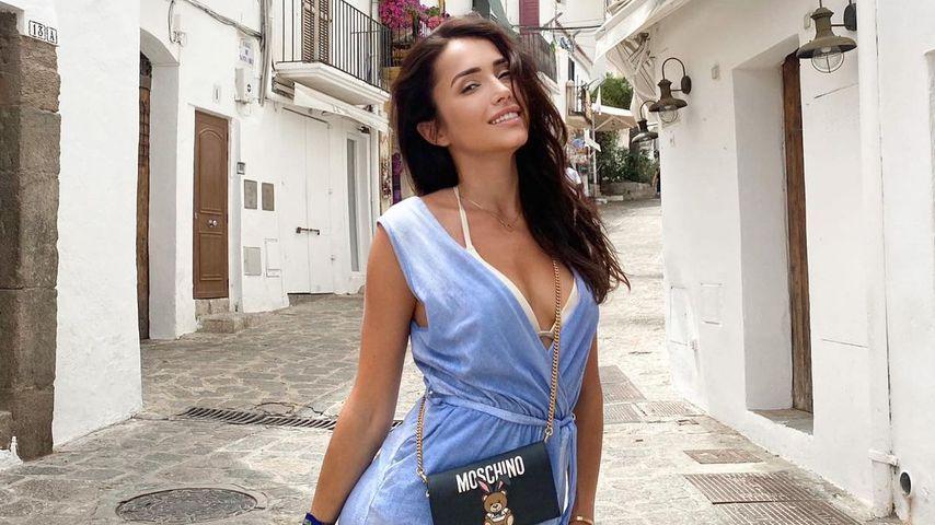 "Anastasiya Avilova, ehemalige ""Dschungelcamp""-Teilnehmerin"