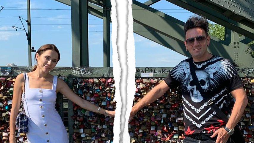 Offiziell bestätigt: Anastasiya und Ennesto sind getrennt!
