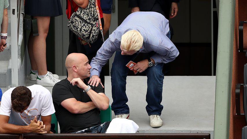 Steffi Graf und Andre Agassi: Adoption war ein Thema!