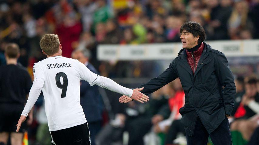 Erst Schürrle, dann Jogi: Kehrt der Fußball-Fluch zurück?