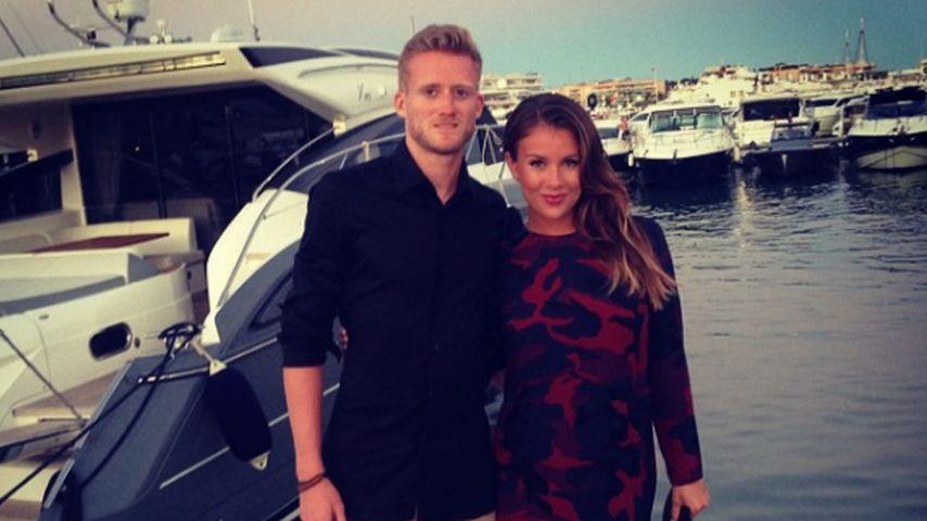 Schürrle-Hochzeit: Diese Spielerfrau sollte Trauzeugin sein!