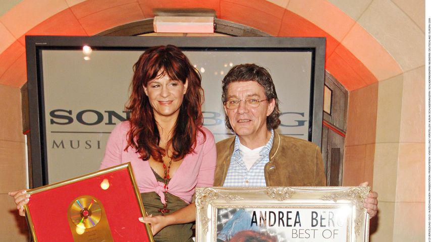 Andrea Berg in tiefer Trauer: Ihr Entdecker ist verstorben