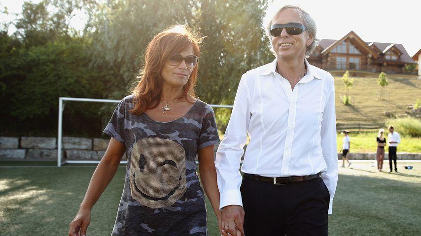 Auf dem Boden geblieben: Andrea Berg hebt nicht ab