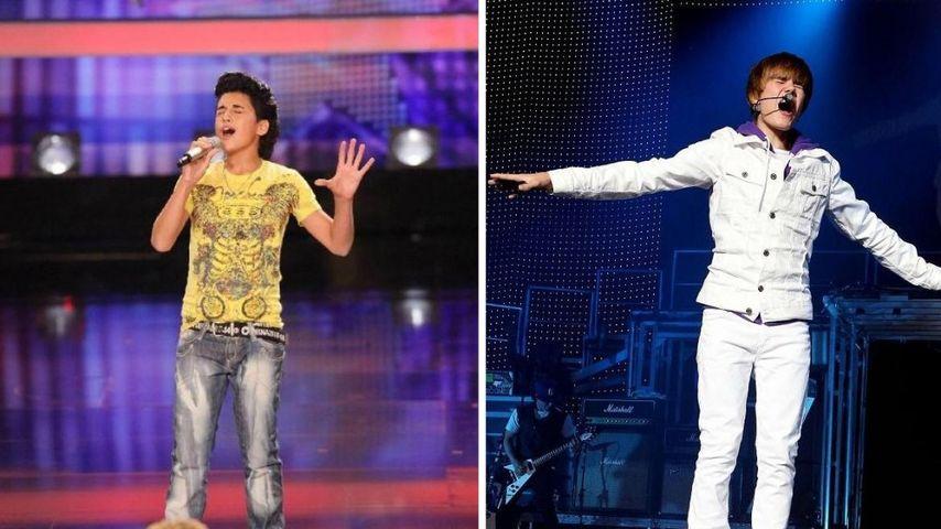 Ist Supertalent-Andrea Deutschlands Justin Bieber?