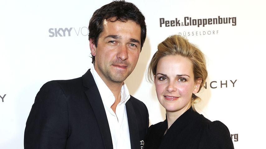 Andreas Elsholz und Denise Zich im Jahr 2010