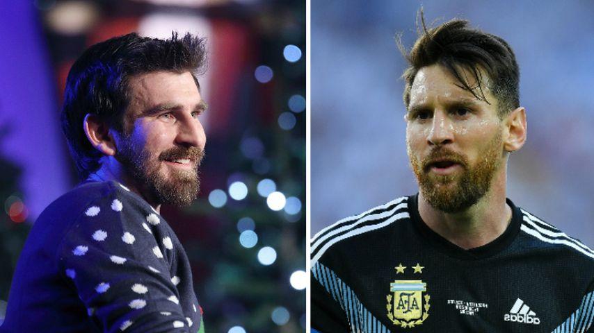 """Twin-Alarm: """"Wer wird Millionär?""""-Andi sieht aus wie Messi!"""