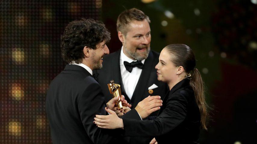 """Andreas Turnwald, Gewinner der Kategorie """"Beste Tongestaltung"""" des Deutschen Filmpreises 2019"""