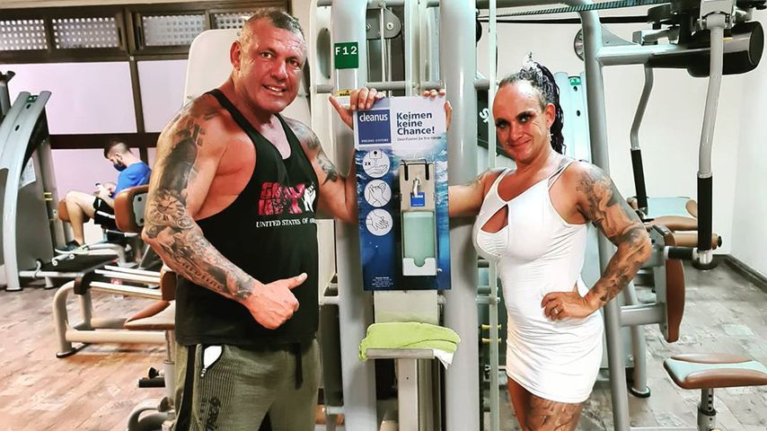 Andreas und Caro Robens auf Mallorca