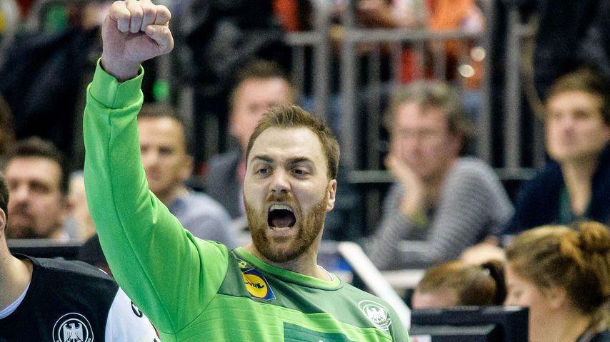 Andreas Wolff bei der Handball-WM 2019