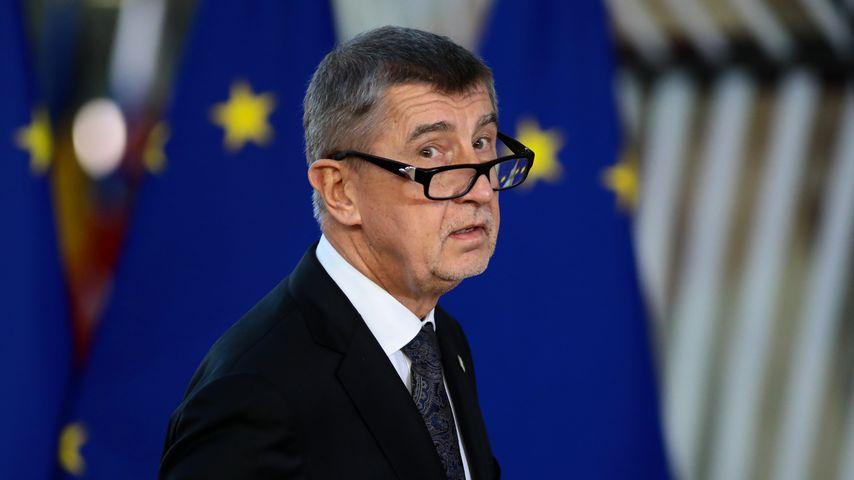 Tschechiens Ministerpräsident Andrej Babiš