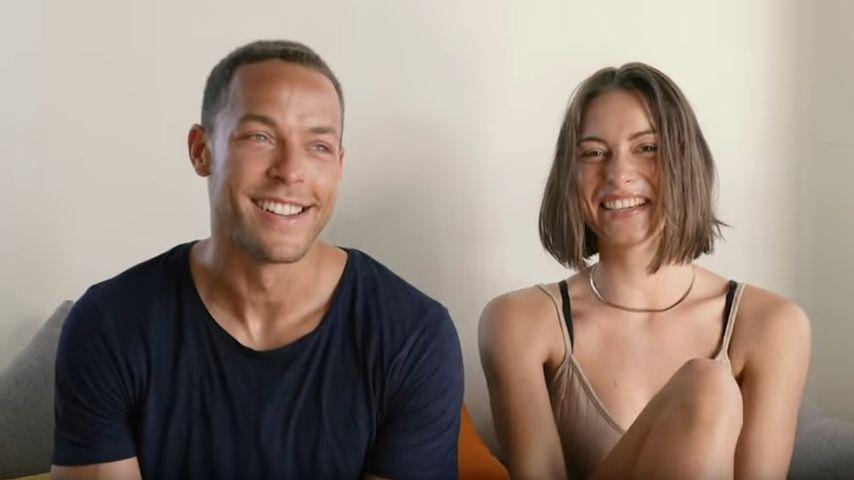 Andrej und Jennys erster YouTube-Clip